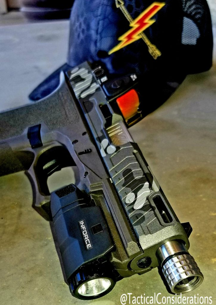 Custom Boogeyman Glock And Polymer80 Slides! - Tactical Considerations